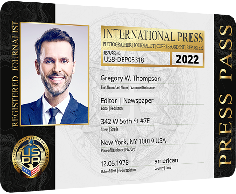 Become Journalist Benefits Job - Uspa Membership A Dream Journalism